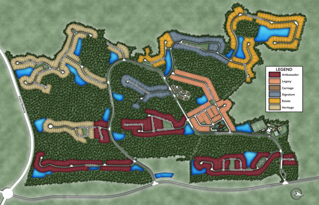 Coastal Oaks Development Plan