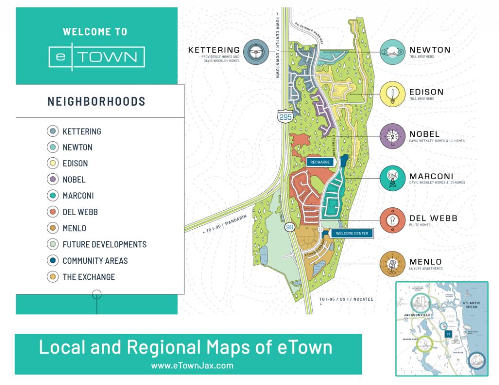 etown development map