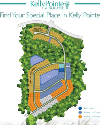 Kelly Pointe Nocatee Site Plan